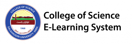 College of Science E-Learning System